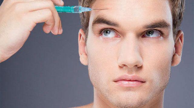 médecine esthetique homme botox injection