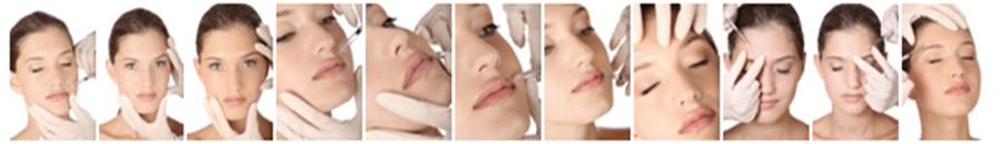 techniques lifting visage