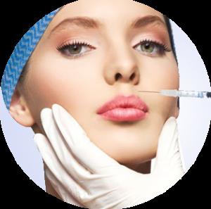 injection acide hyaluronique dans les lèvres